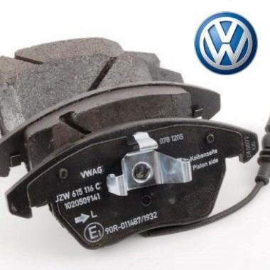 Kit Pastillas VW VENTO 2.0 TSI