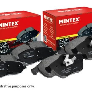 Kit Pastillas MINTEX RANGE ROVER EVOQUE