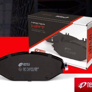 Kit Pastillas REMSA VW GOLF GTI MK7 Pastillas de Freno marca REMSA con Sensor VW GOLF 2.0 GTI MK7