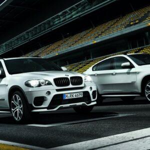 Kit Pastillas TRW para BMW X5 y X6
