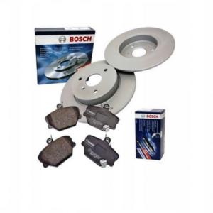Kit Discos y Pastillas TOYOTA HILUX 2.8 TDI