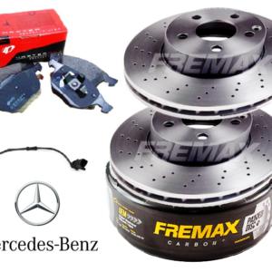 Kit Discos y Pastillas MERCEDES BENZ ML 400